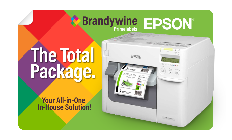 Get the Total Package with Brandywine and Epson