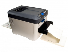 Digital color laser printing was critical to successfully implementing GHS worldwide