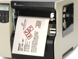 thermal printing platform by offering our Thermal-Twin® labels
