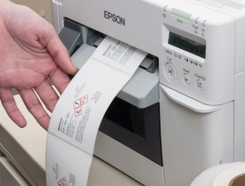 Poly-Twin® EP™ Labels